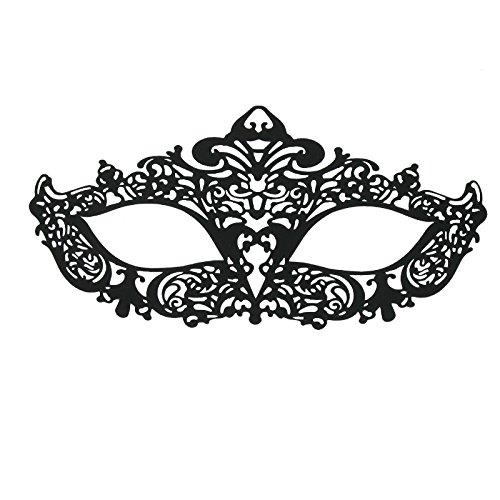 SiaLinda: Maske selbstklebend, verschiedene Modelle, Maske für Brillenträger. Venezianische Maske zum abziehen. Sehr angenehm zu tragen. Mehrfach verwendbar.