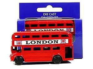 Unique Diecast Metal London British Bus Pencil Route Master / Routemaster / Red Bus Sharpener, a Truly Collectible Souvenir! Souvenir / Speicher / Memoria! Sweet, Charming British UK Collectible Pencil Sharpener Model Bus! A Memorable London Souvenir! Taille-Crayon / Bleistiftspitzer / Temperamatita / Sacapuntas! by Souvenir