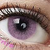 Farbige Kontaktlinsen 3 Monatslinsen rosa