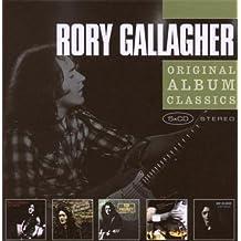 Original Album Classics: Deuce / Calling Card / Top Priority / Jinx / Fresh Evidence by Rory Gallagher (2008) Audio CD