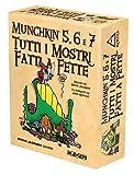 Raven - Munchkin 5, 6 e 7 - Tutti I Mostri Fatti a Fette