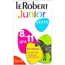 Le Robert Junior poche
