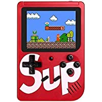 Lucria Sup Game400 in 1 Super Handheld Game Console, Classic Retro Video Game, Colourful LCD Screen, Portable, Best for Kids by Lucria