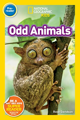 Odd Animals (Pre-Reader) (National Geographic Readers)
