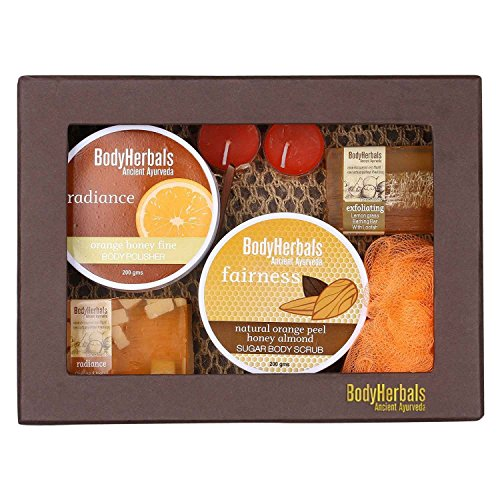 bodyherbals skin lightening gift set (gifting idea for all occasions birthday, anniversary, wedding, beauty, personal care, and bath kits BodyHerbals Skin Lightening Gift set (Gifting Idea for all Occasions Birthday, Anniversary, Wedding, Beauty, Personal Care, and Bath Kits 51hWDaDMoSL