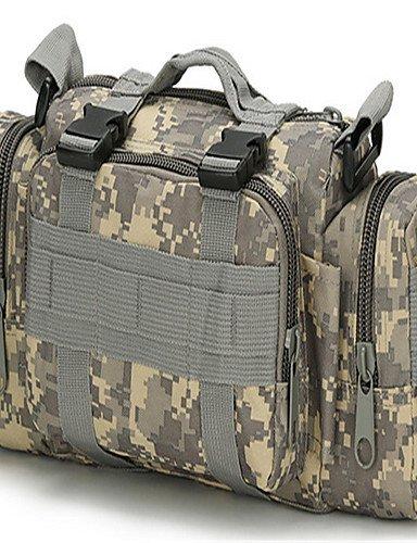 ZQ 6L L Hüfttaschen / Tourenrucksäcke/Rucksack Camping & Wandern / Klettern Draußen / Legere Sport Wasserdicht / tragbar / Multifunktions cp color
