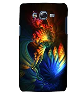 Citydreamz Colorful Random Shapes Hard Polycarbonate Designer Back Case Cover For Samsung Galaxy J2 Pro