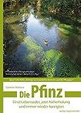 Die Pfinz: Einst Lebensader, jetzt Naherholung und immer wieder korrigiert. Beiträge zur Geschichte Durlachs und des Pfinzgaus. Band 5 - Günther Malisius