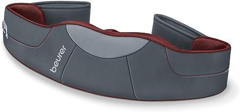 Beurer MG 151 Schulter, Nacken und Rücken Massagegerät, 8 3D Massageköpfe, 3 Intensitätsstufen
