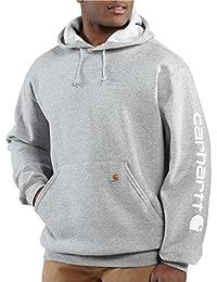 Camisa Carhartt para hombre, X-Small, gris, 1