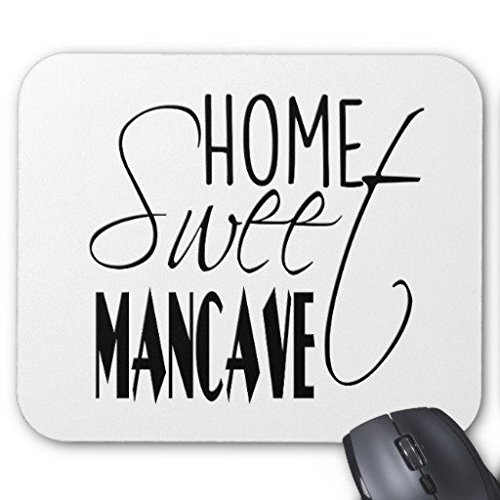 gaming-mouse-pad-home-sweet-mancave-noir-rectangle-bureau-tapis-de-souris-229-x-178-cm