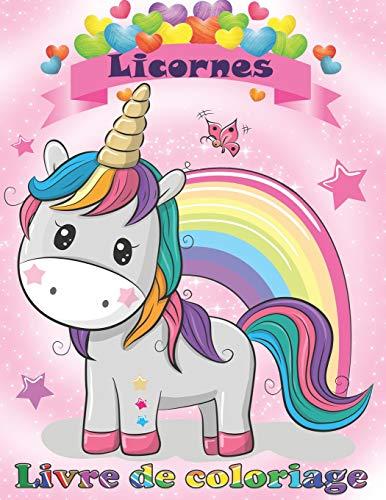 Licornes: Livre de coloriage pour enfants par  Famille intelligente