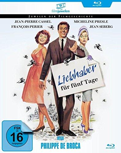 Bild von Liebhaber für fünf Tage / Liebhaber für 5 Tage (Filmjuwelen) [Blu-ray]