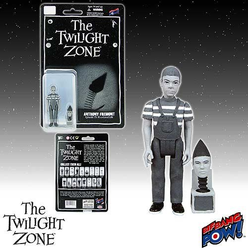 The Twilight Zone Anthony Fremont 3 3/4-Inch Figure Series 2 by Bif Bang Pow! -