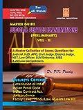 Master Guide to Judicial Service Examinations Vol. 2