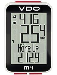 VDO M4 Cycle - Accesorio de iluminación para bicicletas, color negro, talla n/a