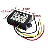 Blackr 5 V-11 V auf 12 V DC Boost-Konverter, 4 A 48 W DC Netzteil Spannung, Step Up Changer Adapter Regulator