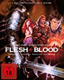 Flesh + Blood (Mediabook, 2 DVDs + Blu-ray) [Limited Collector's Edition] [Limited Edition]