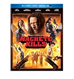 Machete Kills (Blu-ray + DVD + Digital HD with UltraViolet)