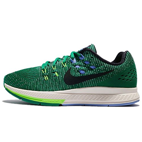 Nike W Air Zoom Structure 19, Scarpe da Corsa Verde Donna Verde Corsa Lucid   446639