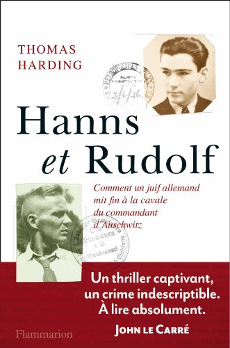 Hanns et Rudolf par Thomas Harding