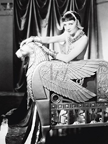 Artland Wandbilder selbstklebend aus Vliesstoff oder Vinyl-Folie Filmszene Cleopatra, 1934 Film & TV Film Fotografie Schwarz/Weiß ()