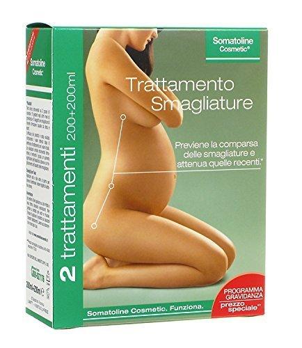 Somatoline Cosmetic Smagliature Elasticizzante 200ml 2 Pezzi
