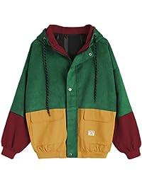 Amazon.it  giacca velluto - Donna  Abbigliamento 31f1b5f0842