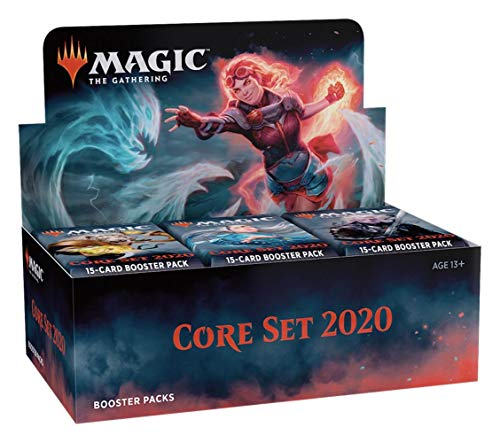 Magic The Gathering - Core Set 2020 - Boosters / Displays Auswahl | English | Sammelkartenspiel TCG M20, Booster:36er (Display) (Karten-sets Trading Pokemon)
