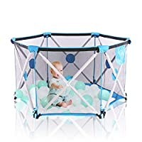 Baby Playpen, Foldable & Compact