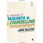 An Introduction to Research in Counselling and Psychotherapy by John McLeod (2013-03-31)