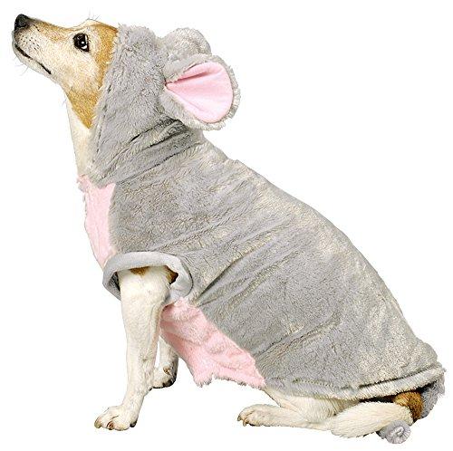 Kostüm Ohren Ratte - Generique - Maus-Kostüm für Hunde