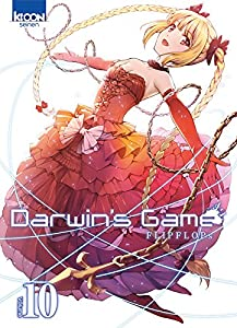 Darwin's Game Edition simple Tome 10