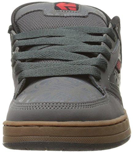 Etnies Metal Mulisha Cartel Grey Gum, Chaussures de Skateboard Homme Gris (Grey Gum 367)