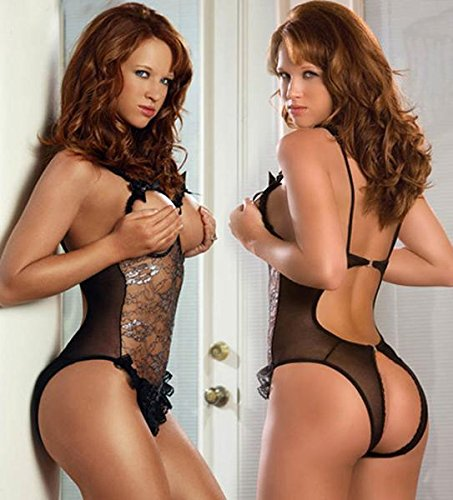 ThreeH-Mujeres-Bodysuit-caliente-Hot-ropa-interior-Spice-Lingerie-Doll-Chemise-C7165