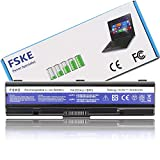 FSKE® PA3534U-1BRS PA3534U Batterie d'ordinateur Portable pour Toshiba Satellite P300 L300 L450 L500 L550 L555 L350 A200 A500 Notebook Battery,10.8V 5000mah 6-cellules