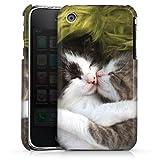 DeinDesign Coque Compatible avec Apple iPhone 3Gs Étui Housse Bébés Chats Chat Kitten