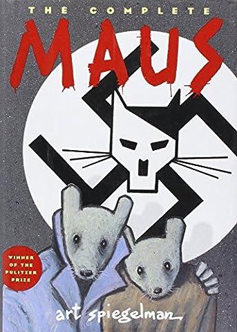 The Complete MAUS by Spiegelman, Art (2003)