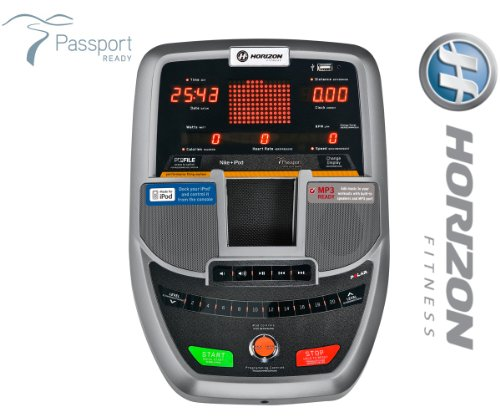 Elite E4000 Crosstrainer mit Passport Ready Kompatibel- Horizon Fitness - 3