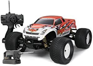 t2m 43530 tamiya v hicule radio commande monster truck thermique tnx xbg amazon. Black Bedroom Furniture Sets. Home Design Ideas