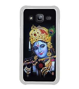 Fuson Akshara Kishan Kishna Designer Back Case Cover for Samsung Galaxy J2 J200G (2015) :: Samsung Galaxy J2 Duos (2015) :: Samsung Galaxy J2 J200F J200Y J200H J200Gu (Krishna Kanayya Bihari Balakrishna Dayanidhi Devakinandana)