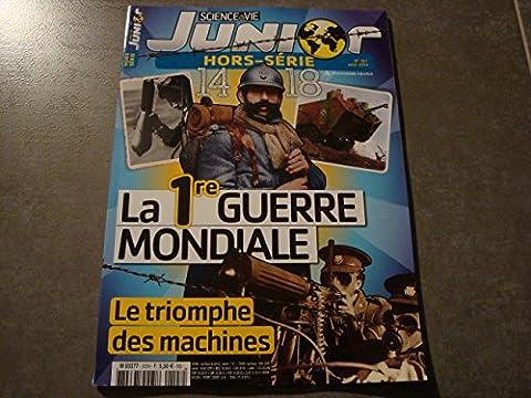 Science Et Vie Junior Hors Serie - Science & vie junior N°107 HORS-SÉRIE 14/18