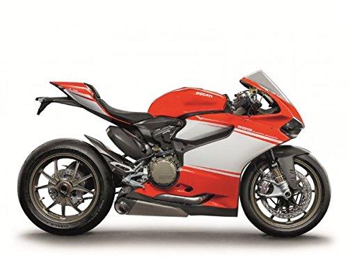 Ducati Panigale superleggera modello 1: 18