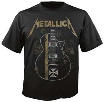Metallica - Hetfield Iron Cross T-Shirt
