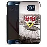 DeinDesign Samsung Galaxy S6 Hülle Case Handyhülle VfB Stuttgart Fanartikel Stadion