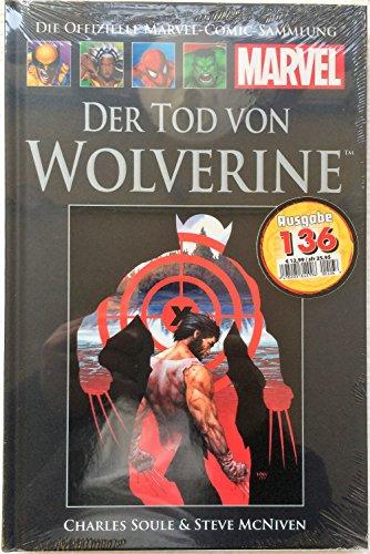Die offizielle Marvel-Comic-Sammlung 100: Der Tod von Wolverine - Wolverine Marvel Comics