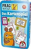 Schmidt Spiele 51256 - Die Maus, Das Kartenspiel, Edition 2