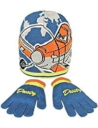 DISNEY PLANES - Set comprenant bonnet et gant