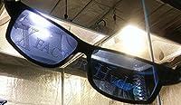PROFESSIONAL GRADE HPS Grow Room Glasses Indoor/Outdoor Hydroponics Anti UV, Reflection, Glare Optical Protection (High Pressure Sodium (HPS)