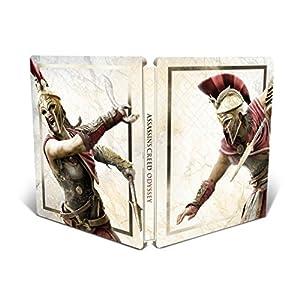 Assassin's Creed Odyssey – Steelbook – (exkl. bei Amazon.de) – [enthält kein Spiel]
